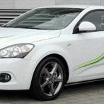 Kia запустит новый 'ECO' в Европе в 2009