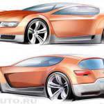 Dodge ZEO Concept ожидается на Detroit Auto Show 2008