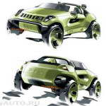Jeep Renegade Concept от Chrysler