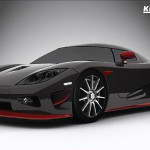 Koenigsegg CCXR – 100 км/ч за 2,9 секунды!