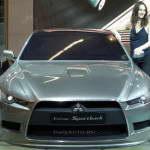 Хэтчбек Mitsubishi Lancer X Ralliart мощностью 260 л.с. появится в 2008 году