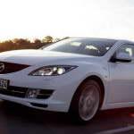 Новые фото подробности Mazda6 2008