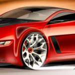 Скоростной концепт Mitsubishi Concept-RA | Фото