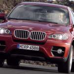 Объявлена цена нового BMW X6