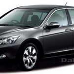 Honda Inspire 2008 — новое поколение Honda Accord в Японии