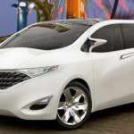 Видео и Фото концепта Nissan Forum