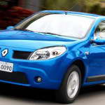 Xэтчбек Renault Sandero 2008. Продолжение серии Logan | Фото | Видео