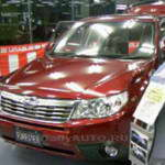 Подробности о новом Subaru Forester 2009 | new фото