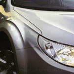 И снова новые фото Subaru Forester 2009