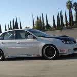 Тюнинг седана Subaru Impreza WRX 2008 | Фото