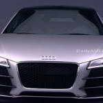 Видео Audi R8 TDI Concept