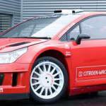 Раллийный Citroen C4 WRC 2008
