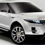 Видео Land Rover LRX
