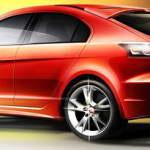 Первая официальная информация о хэтчбеке Mitsubishi Lancer Prototype-S