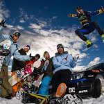 Фото и видео сноубординга с Subaru Impreza WRX STI