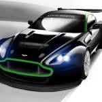 Представлен гоночный Aston Martin Vantage GT2