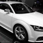 Видео спортивного Audi TT-S