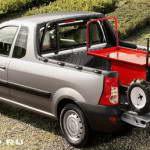 Бюджетный пикап Dacia Logan Pick-up | Фото