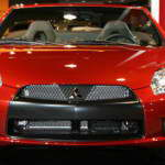 Mitsubishi Eclipse 2009 на Автосалоне в Чикаго | Фото