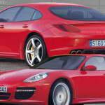 Первое видео Porsche Panamera 2009!
