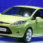 Женева 2008: от концепта Verve до новой Ford Fiesta 2009