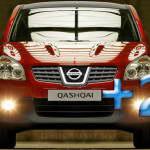 «Старший брат» Nissan Qasqhai+2 | Фото