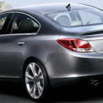 Рекламное видео Opel Insignia 2009