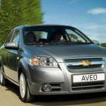 Краш-тест Chevrolet Aveo | Видео