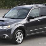 Краш-тест Subaru Forester 2009 | Видео