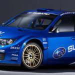 Ралийный Subaru Impreza WRX STI WRC 2008 | Фото