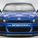 Volkswagen Scirocco GT24 примет участие в 24 часовых гонках в Nurburgring