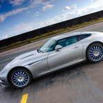 Суперкар Lightning GT EV представлен на Автосалоне в Лондоне