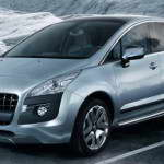 Peugeot 3008 Crossover – Prologue Hybrid Concept