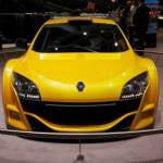 Зажигательный Renault Megane Coupe Trophy | Фото