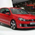 Первое официальное видео и фотографии VW Golf GTI VI