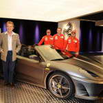 Ferrari F430 Scuderia Spider 16M мощностью 510 л.с. и поддержкой iPod Touch | Фото
