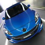 Фотографии нового 5-дверного хэтчбека Mazda3 2010