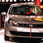 Volkswagen Golf VI — 5 звезд в краш-тестах по новой методике EuroNcap!
