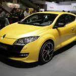 Geneva Motor Show 2009: Renault Megane RS | Фото и Видео