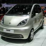 Geneva Motor Show: Tata Nano Europa | Фото и Видео