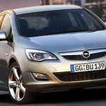 Официально представлены фотографии Opel Astra 2010 | Фото