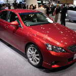 Toyota  Mark X покажут на e Tokyo Motor Show 2009 | Фото