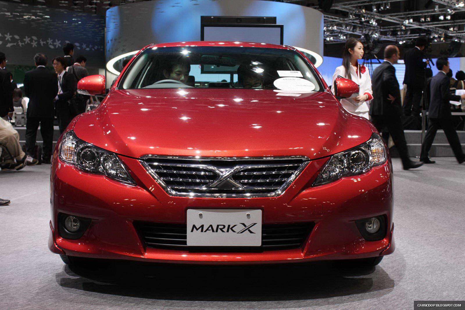 Тойота марк все модели фото