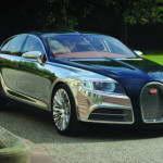 Анонсирован Bugatti Galibier | Фото