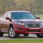 Honda Accord CrossTour 2010 | Фото