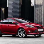 «Тройной Фокус» — Детроицкая премьера Ford Focus 2011 | Фото и Видео