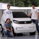 VW In — малютка Smart от Volkswagen