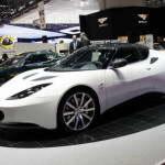 Женева 2010: спортивный Lotus Evora Carbon Concept | Фото и Видео