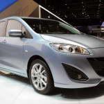 Geneva 2010: Mazda5 2011