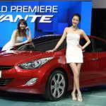 Следующее поколение Hyundai Elantra представлено на Busan International Motor Show 2010!